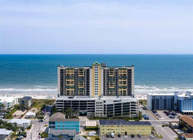 201 S Ocean Blvd. #1605, North Myrtle Beach, SC 29582 (MLS #2011205) :: The Greg Sisson Team with RE/MAX First Choice