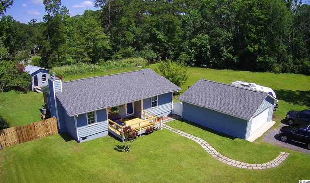 3701 Kings River Rd., Pawleys Island, SC 29585 (MLS #2011246) :: James W. Smith Real Estate Co.