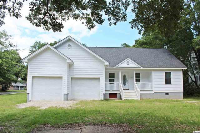 1528 Winyah St., Georgetown, SC 29440 (MLS #2011248) :: The Litchfield Company