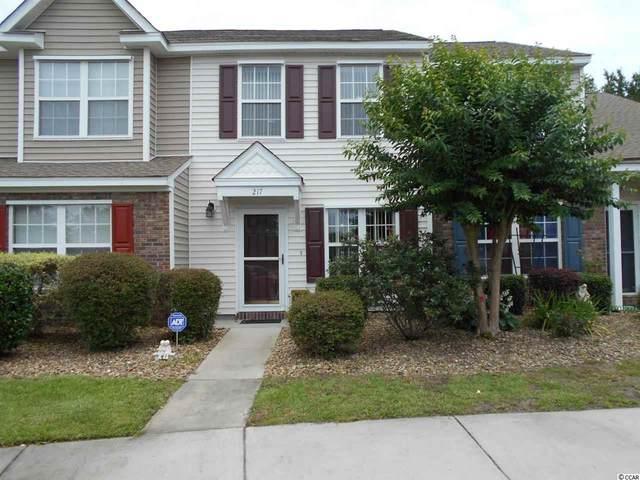 217 Seabert Rd. #217, Myrtle Beach, SC 29579 (MLS #2011269) :: The Trembley Group | Keller Williams