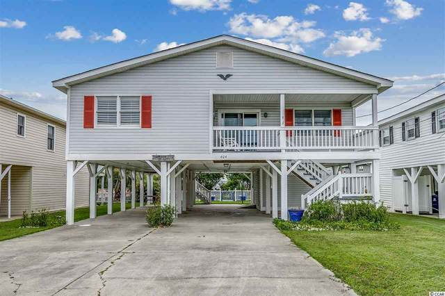 404 32nd Ave. N, North Myrtle Beach, SC 29582 (MLS #2011322) :: The Greg Sisson Team with RE/MAX First Choice