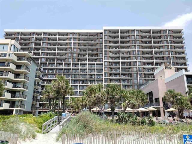 7200 N Ocean Blvd. #414, Myrtle Beach, SC 29577 (MLS #2011359) :: Leonard, Call at Kingston