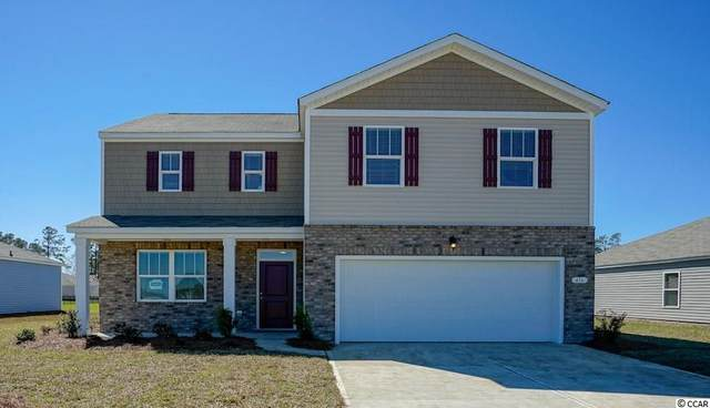 372 Forestbrook Cove Circle, Myrtle Beach, SC 29588 (MLS #2011366) :: The Trembley Group | Keller Williams