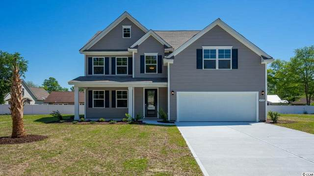 534 Pacific Commons Dr., Surfside Beach, SC 29575 (MLS #2011375) :: Coldwell Banker Sea Coast Advantage