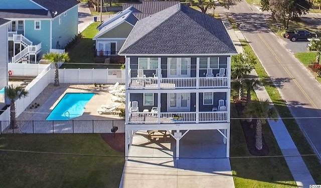 1100 Perrin Dr., North Myrtle Beach, SC 29582 (MLS #2011379) :: Grand Strand Homes & Land Realty