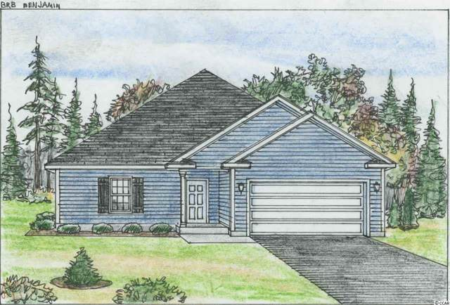631 Belmont Dr., Conway, SC 29526 (MLS #2011389) :: Jerry Pinkas Real Estate Experts, Inc