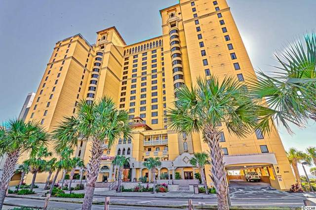 2600 N Ocean Blvd. #1215, Myrtle Beach, SC 29577 (MLS #2011392) :: The Lachicotte Company