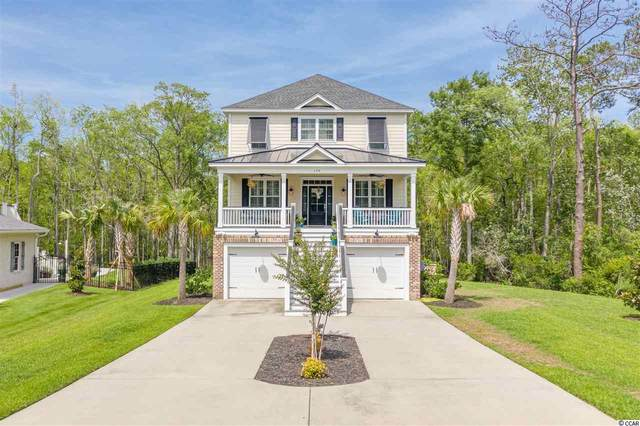 120 Hagar Brown Rd., Murrells Inlet, SC 29576 (MLS #2011446) :: Duncan Group Properties