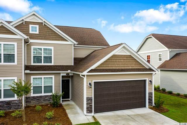 407 Camberly Dr. D, Myrtle Beach, SC 29588 (MLS #2011474) :: James W. Smith Real Estate Co.