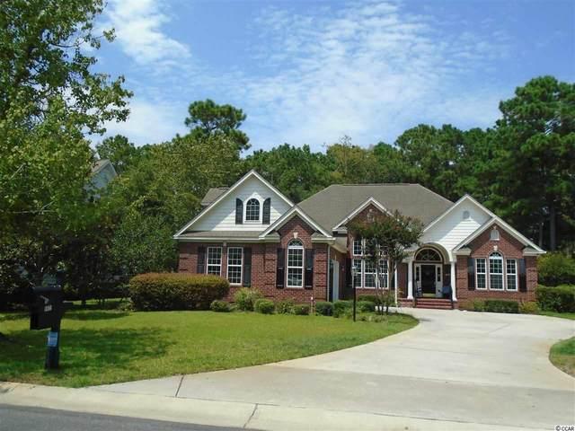 116 Hunters Oak Ct., Pawleys Island, SC 29585 (MLS #2011543) :: Grand Strand Homes & Land Realty