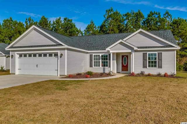378 Macarthur Dr., Conway, SC 29527 (MLS #2011544) :: The Greg Sisson Team with RE/MAX First Choice