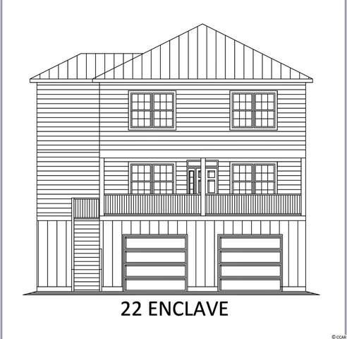 111 Enclave Pl., Pawleys Island, SC 29585 (MLS #2011564) :: Jerry Pinkas Real Estate Experts, Inc