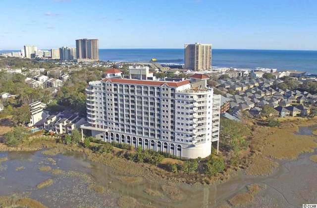 9547 Edgerton Dr. #901, Myrtle Beach, SC 29572 (MLS #2011575) :: Coastal Tides Realty