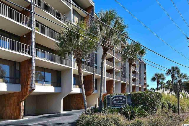 423 Parker Dr. #305, Pawleys Island, SC 29585 (MLS #2011582) :: Sloan Realty Group