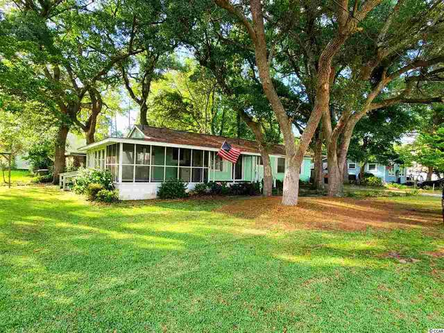 112 South Hollywood Dr., Surfside Beach, SC 29575 (MLS #2011618) :: The Litchfield Company