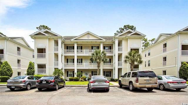 624 River Oaks Dr. 52-C, Myrtle Beach, SC 29579 (MLS #2011655) :: James W. Smith Real Estate Co.
