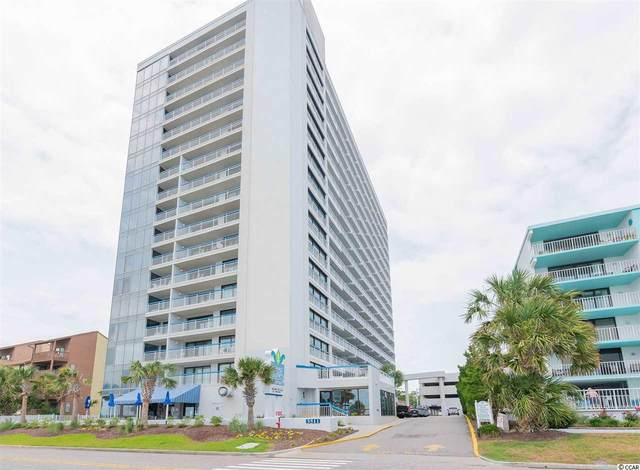 5511 N Ocean Blvd. #403, Myrtle Beach, SC 29577 (MLS #2011656) :: Garden City Realty, Inc.
