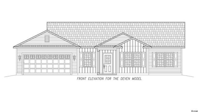 105 Browns Hollow Ct., Loris, SC 29569 (MLS #2011668) :: Grand Strand Homes & Land Realty