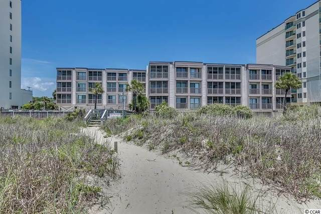 2601 S Ocean Blvd. #302, North Myrtle Beach, SC 29582 (MLS #2011709) :: Coldwell Banker Sea Coast Advantage