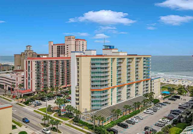 5300 Ocean Blvd. #1405, Myrtle Beach, SC 29577 (MLS #2011765) :: The Trembley Group | Keller Williams