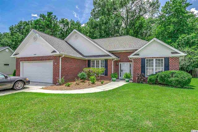 1067 Rosehaven Dr., Conway, SC 29527 (MLS #2011777) :: The Trembley Group | Keller Williams