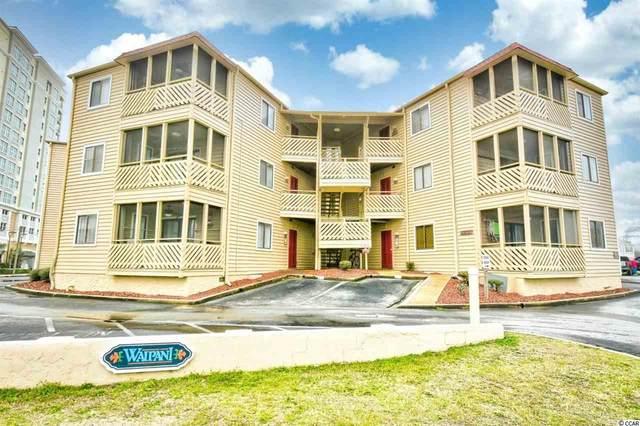 609 Hillside Dr. E-19, North Myrtle Beach, SC 29582 (MLS #2011781) :: Hawkeye Realty