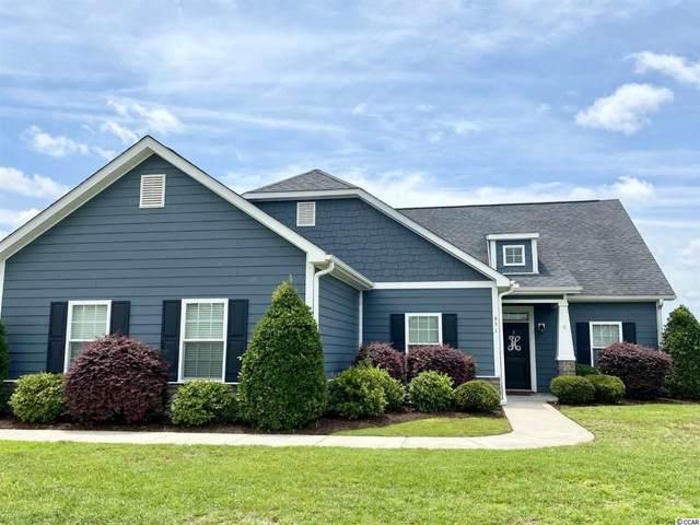 651 Uniola Dr., Myrtle Beach, SC 29579 (MLS #2011794) :: Jerry Pinkas Real Estate Experts, Inc