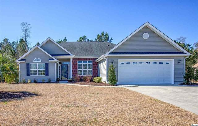 325 Vintage Circle, Myrtle Beach, SC 29579 (MLS #2011839) :: The Lachicotte Company