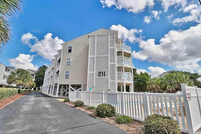 211 N Hillside Dr. #102, North Myrtle Beach, SC 29582 (MLS #2011840) :: James W. Smith Real Estate Co.
