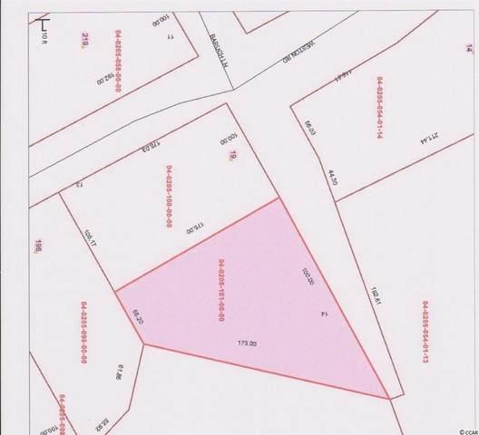294 Baruch Ln., Pawleys Island, SC 29585 (MLS #2011842) :: Coldwell Banker Sea Coast Advantage