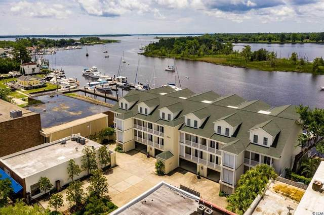 623 Front St. #223, Georgetown, SC 29440 (MLS #2011851) :: The Litchfield Company
