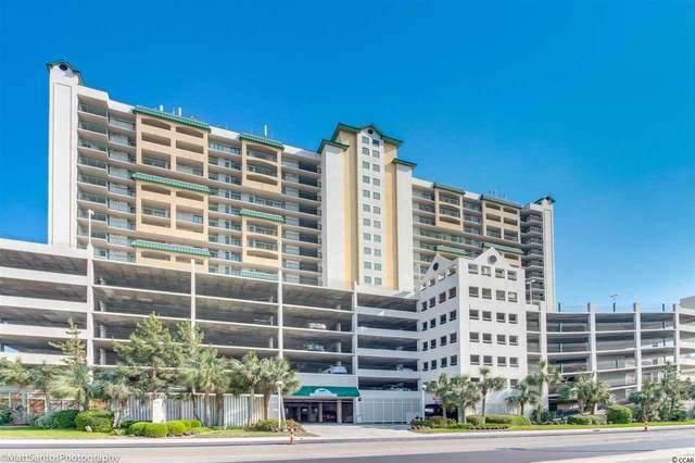 201 S Ocean Blvd. #806, North Myrtle Beach, SC 29582 (MLS #2011886) :: Jerry Pinkas Real Estate Experts, Inc