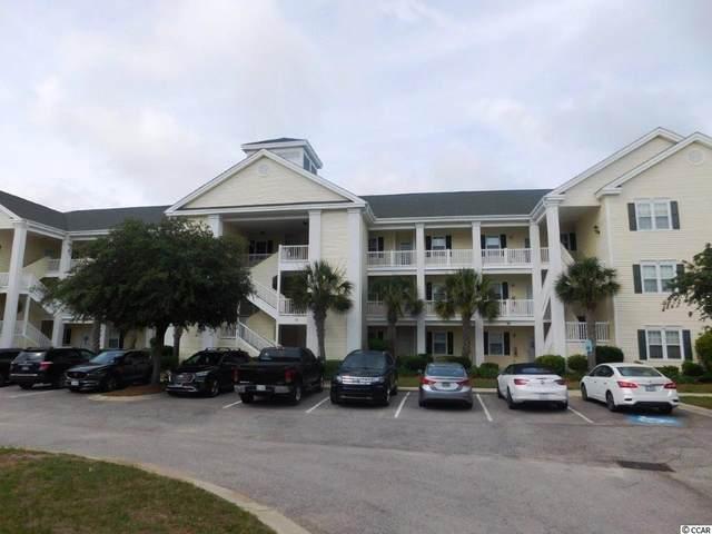601 N Hillside Dr. N #1835, North Myrtle Beach, SC 29582 (MLS #2011904) :: James W. Smith Real Estate Co.