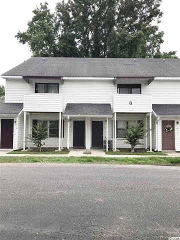 209 Cedar St. G-1, Myrtle Beach, SC 29577 (MLS #2011928) :: James W. Smith Real Estate Co.