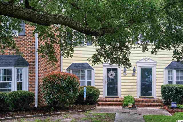 2925 Carriage Row Ln. #219, Myrtle Beach, SC 29577 (MLS #2011933) :: Sloan Realty Group