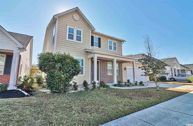 1687 Essex Way, Myrtle Beach, SC 29577 (MLS #2011936) :: The Litchfield Company