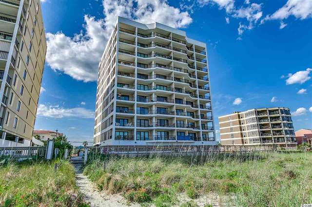 6200 Ocean Blvd. N Unit 501, North Myrtle Beach, SC 29582 (MLS #2012043) :: James W. Smith Real Estate Co.