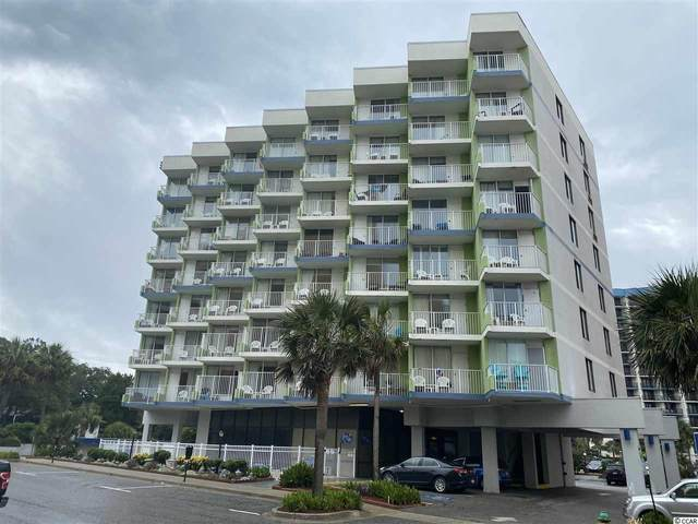 7000 N Ocean Blvd. N #532, Myrtle Beach, SC 29572 (MLS #2012048) :: The Hoffman Group