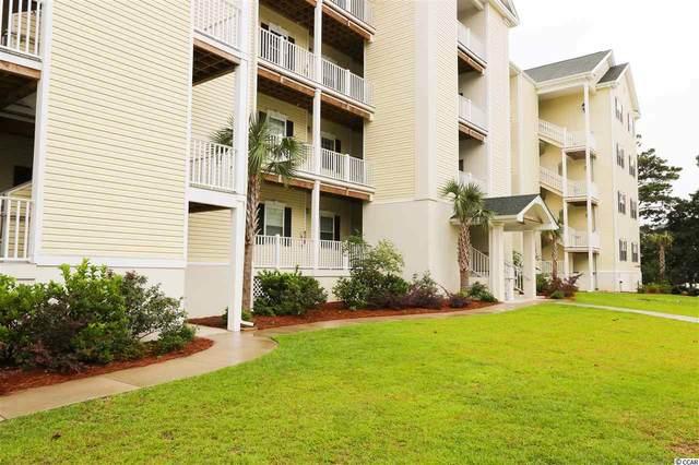 601 Hillside Dr. N #1423, North Myrtle Beach, SC 29582 (MLS #2012052) :: James W. Smith Real Estate Co.