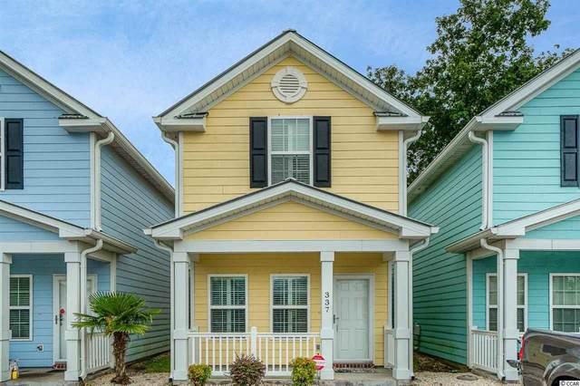 337 Sailors Ct. #337, Myrtle Beach, SC 29577 (MLS #2012075) :: James W. Smith Real Estate Co.
