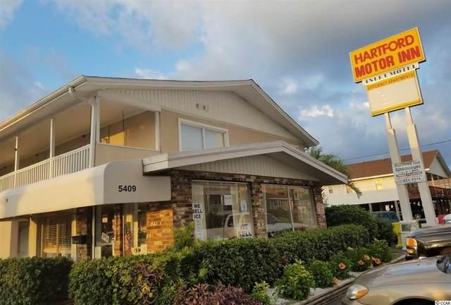5409 N Ocean Blvd. N #201, North Myrtle Beach, SC 29582 (MLS #2012111) :: James W. Smith Real Estate Co.