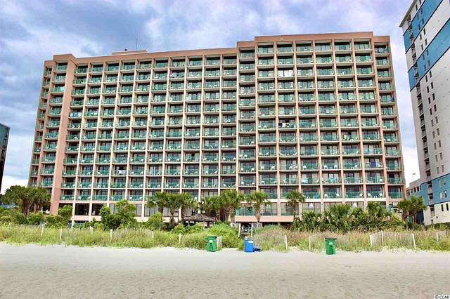 2207 South Ocean Blvd. #709, Myrtle Beach, SC 29577 (MLS #2012167) :: James W. Smith Real Estate Co.