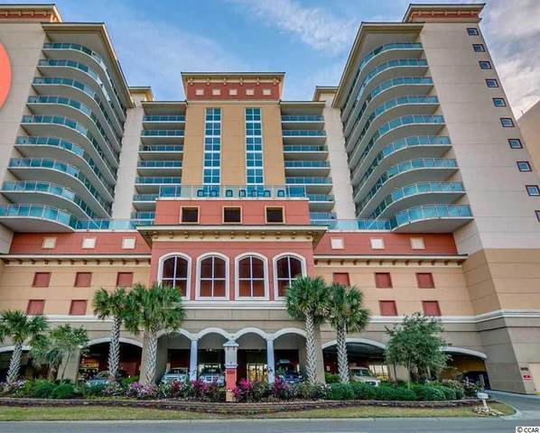 1321 S Ocean Blvd. #507, North Myrtle Beach, SC 29582 (MLS #2012180) :: Jerry Pinkas Real Estate Experts, Inc