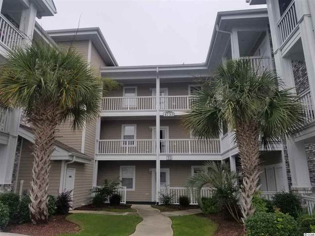 4753 Wild Iris Dr. #102, Myrtle Beach, SC 29577 (MLS #2012198) :: The Hoffman Group