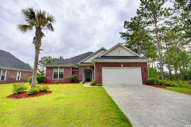 441 Megan Ann Ln., Myrtle Beach, SC 29579 (MLS #2012199) :: The Litchfield Company