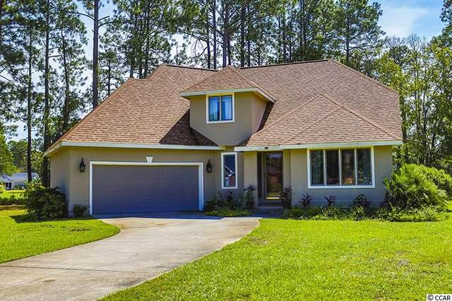 606 Winterberry Ln., Myrtle Beach, SC 29579 (MLS #2012203) :: Jerry Pinkas Real Estate Experts, Inc