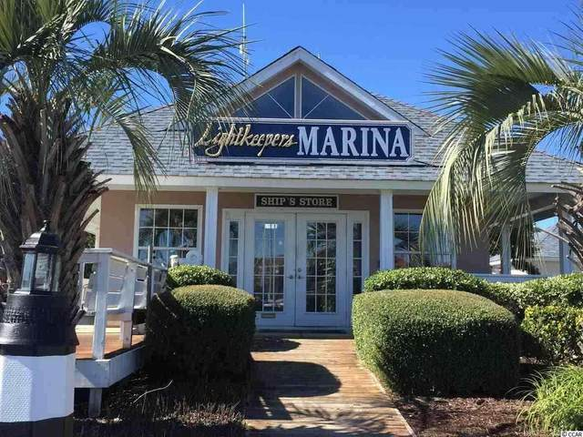 4603 Lightkeepers Marina, Little River, SC 29566 (MLS #2012221) :: James W. Smith Real Estate Co.