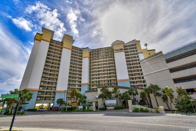 4800 S Ocean Blvd. #314, North Myrtle Beach, SC 29582 (MLS #2012222) :: James W. Smith Real Estate Co.