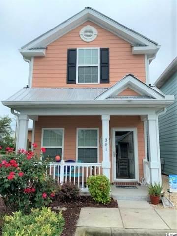 301 Sailors Ct. #301, Myrtle Beach, SC 29577 (MLS #2012255) :: James W. Smith Real Estate Co.
