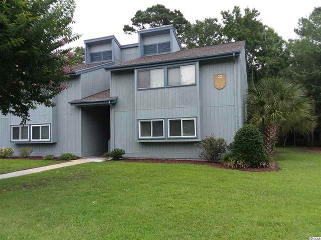 10301 N Kings Highway 22-11, Myrtle Beach, SC 29572 (MLS #2012302) :: James W. Smith Real Estate Co.